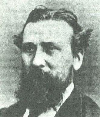 Henry Sawtell - Portrait of Henry Sawtell