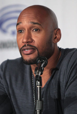 Henry Simmons - Henry Simmons, 2016