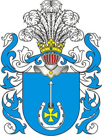 Białynia coat of arms - Image: Herb Bialynia