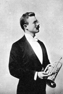 Herbert L. Clarke American conductor