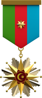 Hero of the Patriotic War highest title in Azerbaijan
