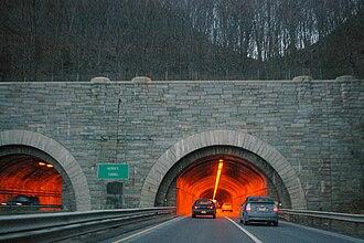 West Rock Ridge - West Rock Tunnel