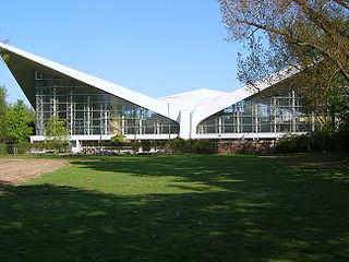 Alster-Schwimmhalle Swimming venue in Hamburg, Germany