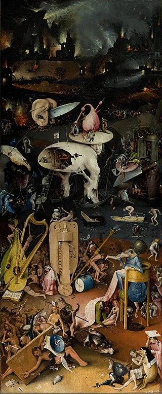7 portadas de álbumes inspiradas en obras de arte