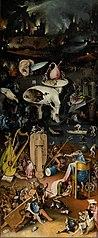 Hieronymus Bosch Hölle