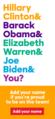 Hillary Clinton & Barack Obama & Elizabeth Warren & Joe Biden & You?.png