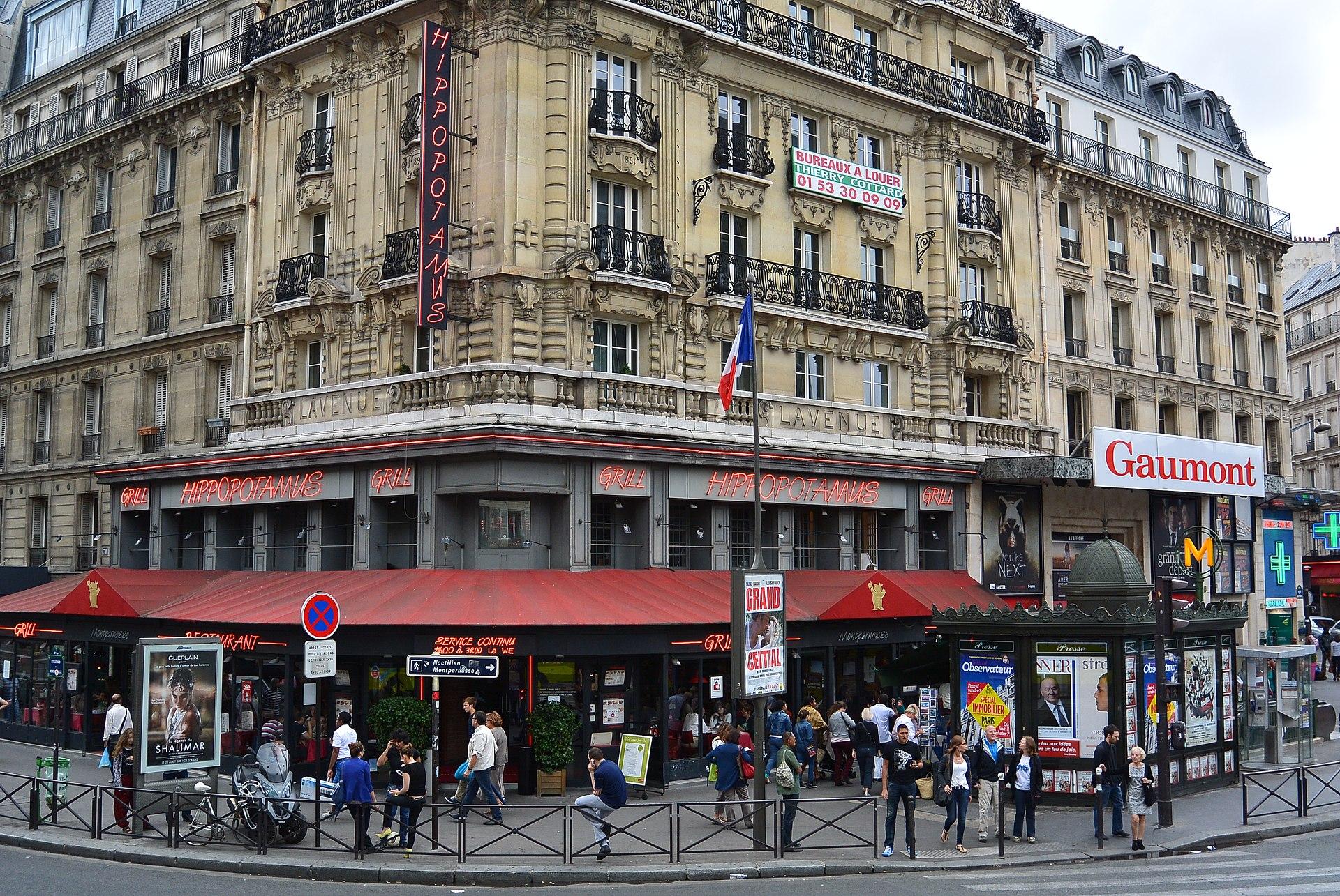 Restaurant Boeuf Avenue Jean Jaures Paris