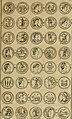 Historia Byzantina duplici commentario illustrata - prior, Familias ac stemmata imperatorum constantinopolianorum, cum eorundem augustorum nomismatibus, and aliquot iconibus - praeterea familias (14581256247).jpg