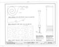 Historic Zone, Block Study, Calle de las Cruz,Sol,Luna and San Jose, San Juan, San Juan Municipio, PR HABS PR,7-SAJU,42- (sheet 11 of 12).png