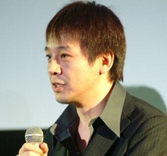 Hitoshi Sakimoto - Sakimoto in 2004