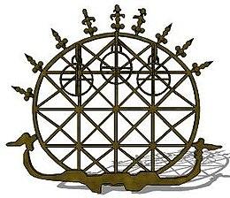 Hittite Sun Disc Sun Art Black Hittite Sun Brass Table Decor Gift For History Student Anatolian History Hittite Emblem Desk Accessory