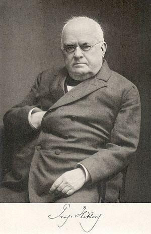 Johann Wilhelm Hittorf