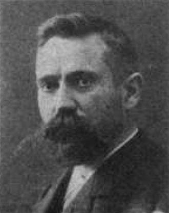 Johannes Hoffmann (SPD) - Image: Hoffmann Johannes 1919