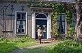 Hogebeintum, Harsta State met eigenaar dhr Obreen 1978 RM508263.jpg