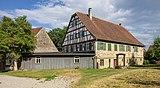 Hohenloher Freilandmuseum - Weidnerhof - Ansicht von NW.jpg