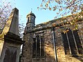 Holy Trinity with St Mary Church, Berwick-upon-Tweed, Northumbria - belfry.jpg