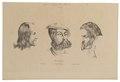 Homo sapiens - fysionomie - 1700-1880 - Print - Iconographia Zoologica - Special Collections University of Amsterdam - UBA01 IZ19600047.tif