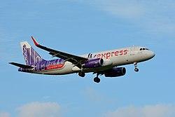 Hong Kong Express, Airbus A320-200 B-LCD NRT (22141798320).jpg