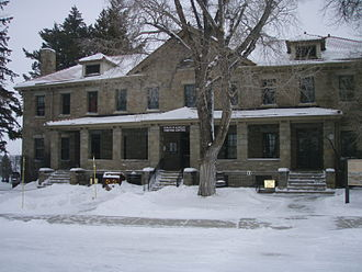 Fort Yellowstone - Bachelor Officers Quarters