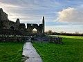 Hore Abbey, Caiseal, Éire - 31644887647.jpg