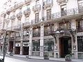 Hotel Palace, calle la Paz de Valencia 04.JPG