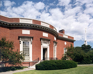 Houghton Library - Houghton Library