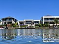 Houses at Hope Island seen from Coomera River, Queensland 11.jpg