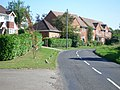 Houses in Ripley Lane, West Horsley - geograph.org.uk - 51453.jpg
