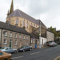 Houses in Stream Street backed by St Patrick's Roman Catholic Church - geograph.org.uk - 1529203.jpg