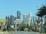 Houston from Westheimer