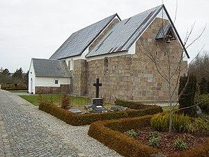 Danish Culture Canon - Hover kirke