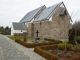 Hover Church Church in Denmark