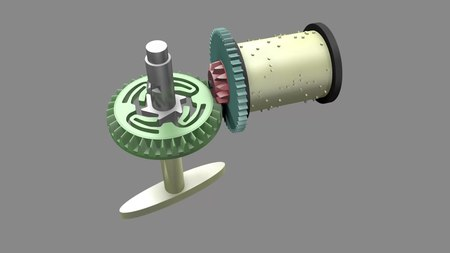 File:How a Wind Up Music Box Works.webm