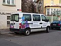 Hradčany, Gogolova, mikrobus Wittmann Tours.jpg