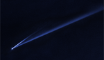 Hubble Watches Spun-Up Asteroid Coming Apart (47435507852).png