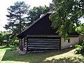 Hudlice 43, rodný dům Josefa Jungmanna, zezadu.jpg