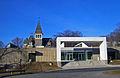 Hudson River Museum and Glenview Mansion, 2009.jpg
