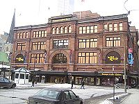 The Hudson's Bay Company, building in Montreal