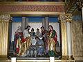 Hundersingen St Martin Hochaltar Hochzeit zu Kana.jpg