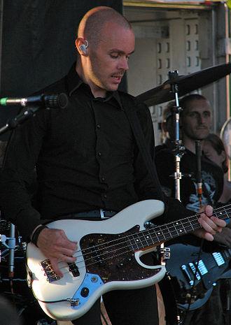 Hunter Burgan - Burgan performing in 2006