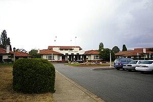 Hotel Canberra - Image: Hyatt Hotel Canberra
