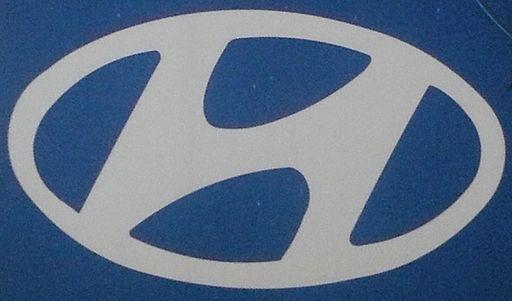 Hyundai Motors Logo - After 1992