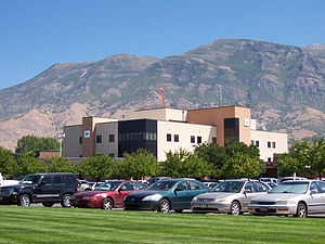 American Fork, Utah - American Fork IHC Hospital.