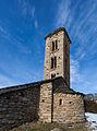 Iglesia de San Miguel de Engolasters, Engolasters, Andorra, 2013-12-30, DD 05.JPG