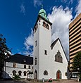 Iglesia de Santiago, Bergen, Noruega, 2019-09-08, DD 110.jpg