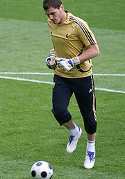 Iker Casillas Eurocopa (cropped)