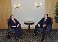 Ilham Aliyev and Sali Berisha, 2011 02.jpg