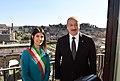 Ilham Aliyev met with the mayor of Rome 004.jpg