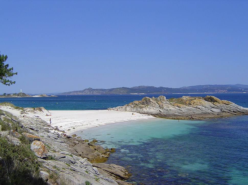 Illas Cies Praia