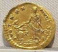 Impero d'occidente, valentiniano III, emissione aurea, 425-455, 06.JPG